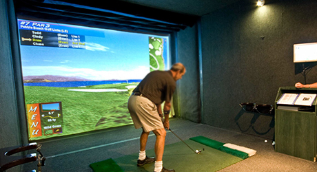 Indoor Golf Recreational & Learning Center