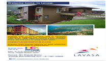 Homesat Lavasa starts at Rs.29 Lacs.