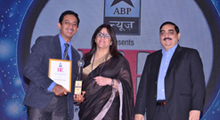 ABP News Brand Excellence Award