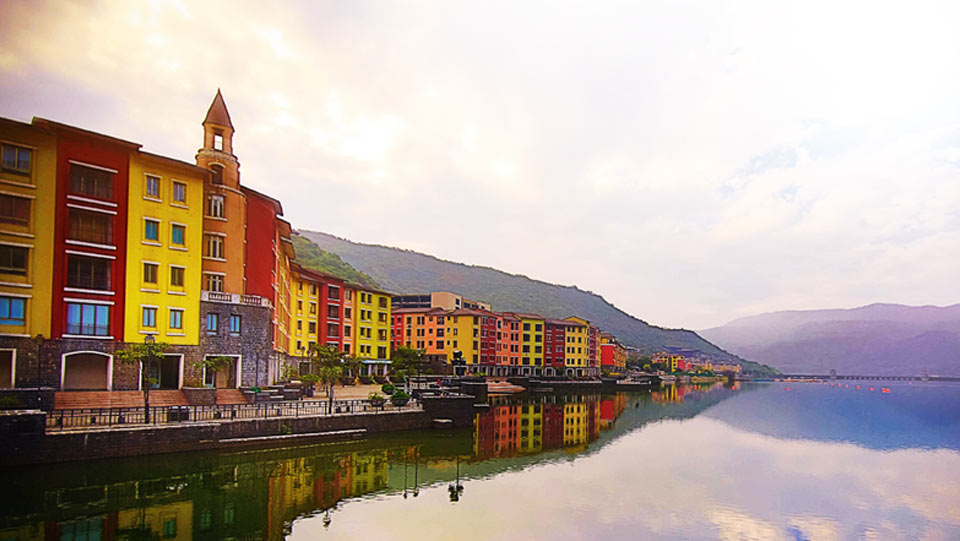 Welcome to Lavasa!